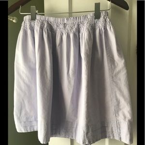 Girls summer skirt